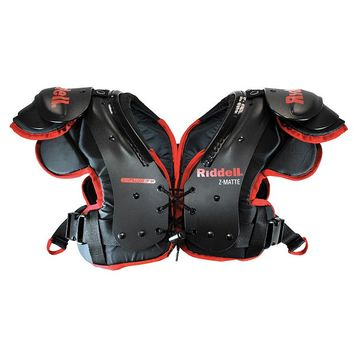 Riddell Z-MATTE Football Shoulder Pad - Youth