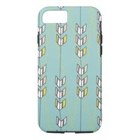 Chevron Arrows Tribal Illustratin iPhone 7 Case