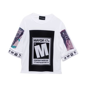YtinifninfinitY — MAYOR Tee 17+