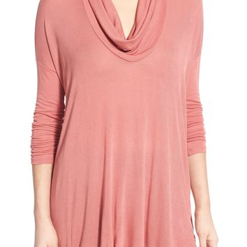 Lush Cowl Neck Sweater | Nordstrom