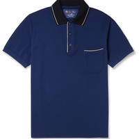 Loro Piana - Stretch-Cotton Piqué Polo Shirt | MR PORTER
