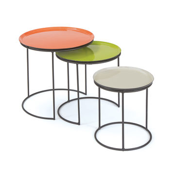 Manresa Nesting Tables