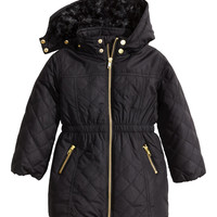 H&M - Padded Jacket - Black - Kids