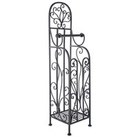 Black Iron Toilet Paper Holder | Shop Hobby Lobby
