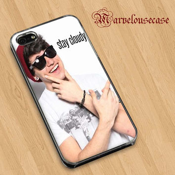 JC Caylen O2L stay cloudy custom case for all phone case