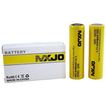 MXJO 18650 35A 2500 MAH BATTERY
