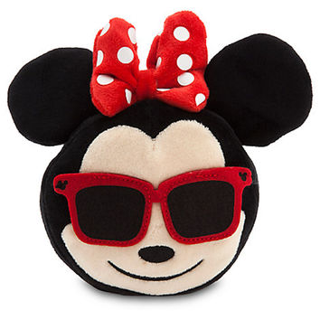Disney Minnie Mouse Emoji Plush 4'' New Edition New With Tags