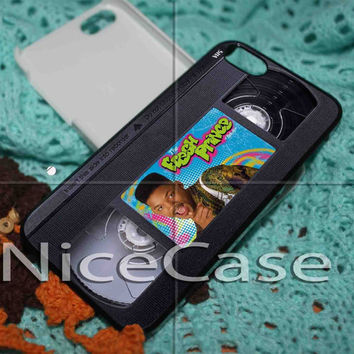 The Fresh Prince Cassette iPhone 4 / 4S / 5 Case Samsung Galaxy S3 / S4 Case Cover