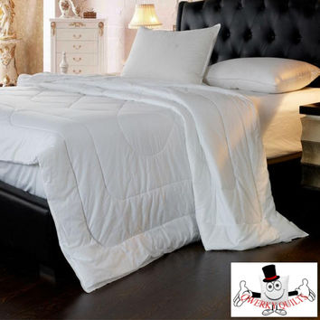 Cotton Feather Quilt Comforter Covers Hotel Quality