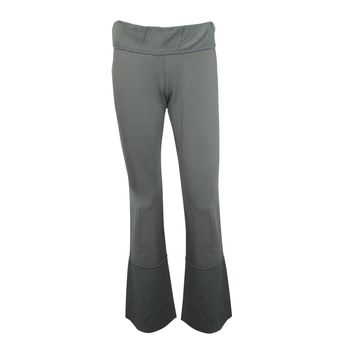 French Terry Reverse Seam Pant