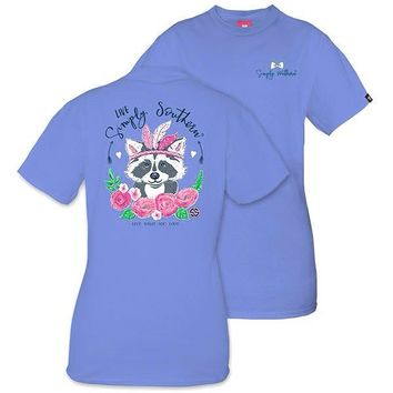 "Simply Southern ""Racoon"" T-Shirt"