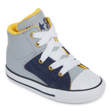 Converse Chuck Taylor All Star First Star High Varsity Boys Sneakers - Infant - JCPenney