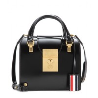 Mrs. Thom Mini leather shoulder bag