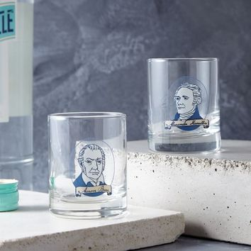 Fishs Eddy Political Shot Glasses