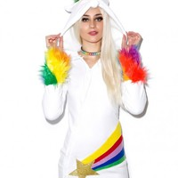Unicorn Cuddles Costume | Dolls Kill