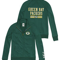 Green Bay Packers Track Jacket - PINK - Victoria's Secret