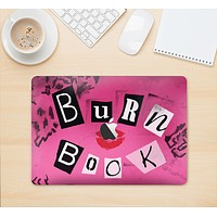 "The Burn Book Pink Skin Kit for the 12"" Apple MacBook"