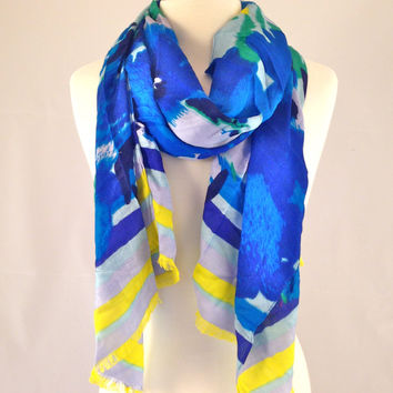 Summer By The Sea Scarf