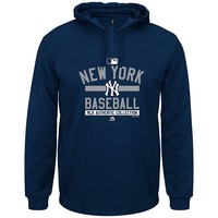 Majestic New York Yankees AC Team Property Therma Base Fleece Hoodie