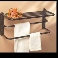 Bronze Towel Racks | Easy Home Concepts