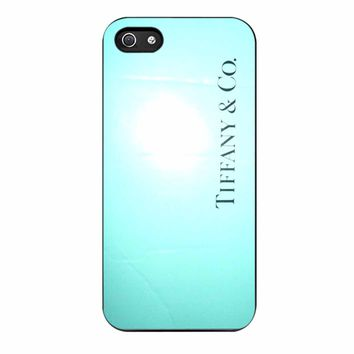Tiffany And Co 2 iPhone 5/5s Case