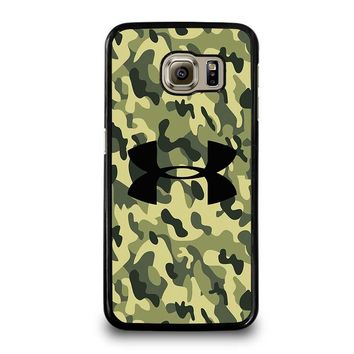 CAMO BAPE UNDER ARMOUR Samsung Galaxy S6 Case Cover
