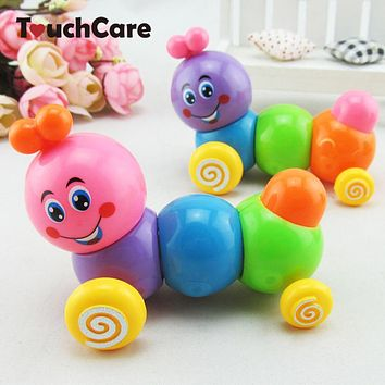 Colorful Insect Baby Toys Children Developmental Educational Toy Infant Running Clockwork Toys