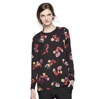 Thakoon for DesigNation Floral High-Low Hem Top - Women's, Size: