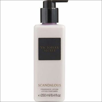 VICTORIA'S SECRET SCANDALOUS by Victoria's Secret BODY LOTION 8.4 OZ