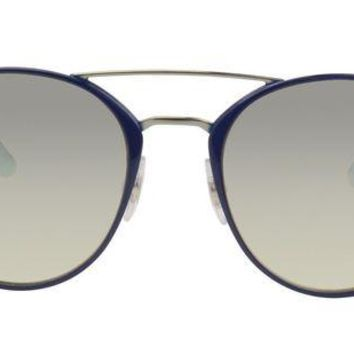 LMF8UH Ray Ban - RB3546 Blue - Silver