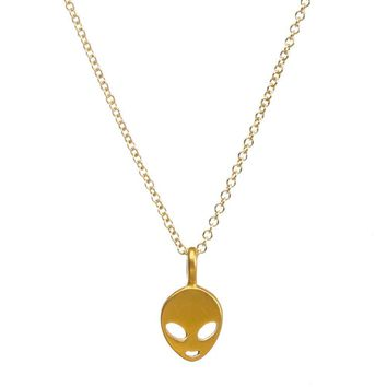 Believe In Yourself Necklace- Gold