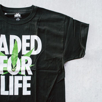 Alife Faded Forever Tee - Black