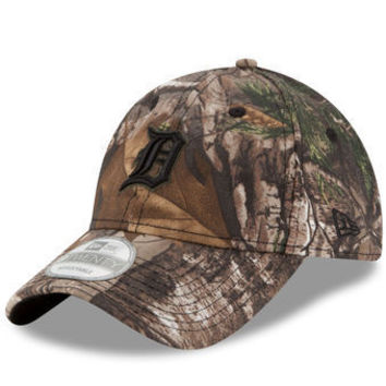MLB Detroit Tigers Men's 9Twenty Realtree Camo Hat