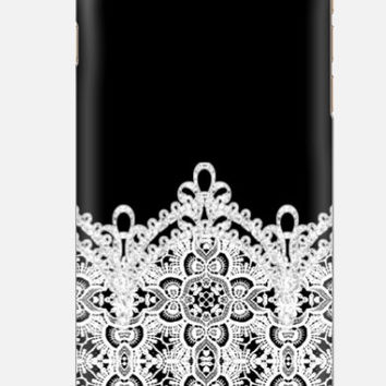 iPhone 6 Case Black Antique Lace iPhone 5S Case, iPhone 6 Case, Antique Lace Case, Vintage Lace, iPhone 4, iPhone 5C, iPhone 5,
