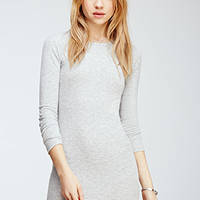 Thermal Bodycon Dress