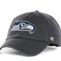 Seattle Seahawks NFL Clean Up Cap