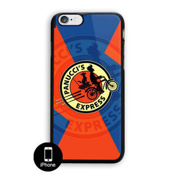 Planet Express Futurama iPhone 5/5S Case