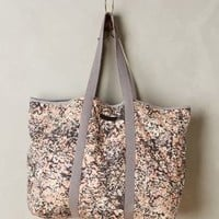 BeckSondergaard Artistry Tote in Grey Motif Size: One Size Bags