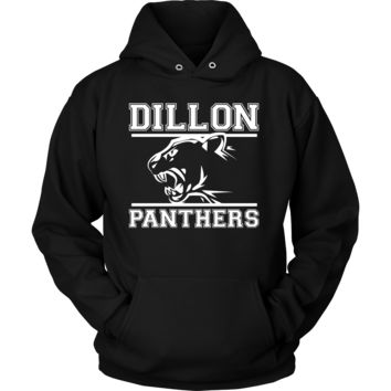 Dillon Panthers Football Quote - Exclusive Hoodie Collection