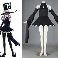 Blair Costume Black Dress from Soul Eater Costume