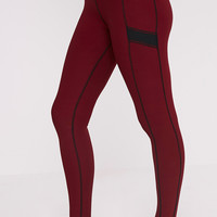 Alexis Berry Panelled Gym Leggings