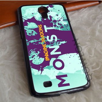 Imagine Dragons Monster Samsung Galaxy Mega 6.3 Case