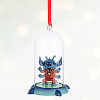 Experiment 626 Stitch Sketchbook Ornament - Personalizable