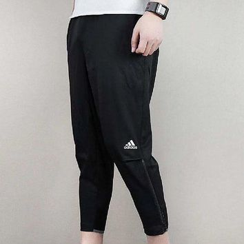 Adidas men's trousers spring/summer sports pants leisure training woven basketball pants
