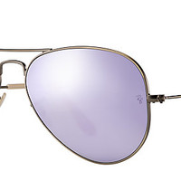 Ray-Ban RB3025 167/1R 58-14 AVIATOR FLASH LENSES Bronze-Copper sunglasses | Official Online Store US