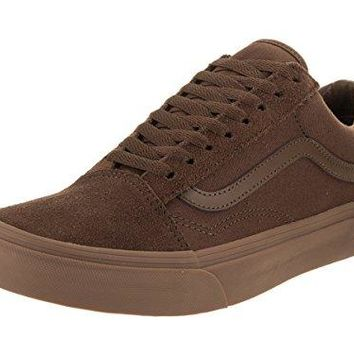 Vans Unisex Old Skool (Suede/Canvas) Skate Shoe