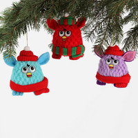 Furby Plush Ornament  - Urban Outfitters
