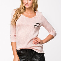 FIONA FLY ZIP TOP
