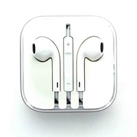 New Official 100% Genuine Apple Iphone 5 5s Earphones Earpods--12 Months Warranty