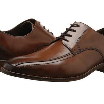Florsheim Men's Castellano Bike Oxford Saddle Tan Shoes